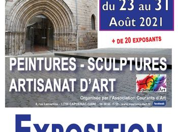 Exposition collective - Courants d'Art